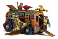 TMNT Żółwie Ninja - Samochód Shellraiser