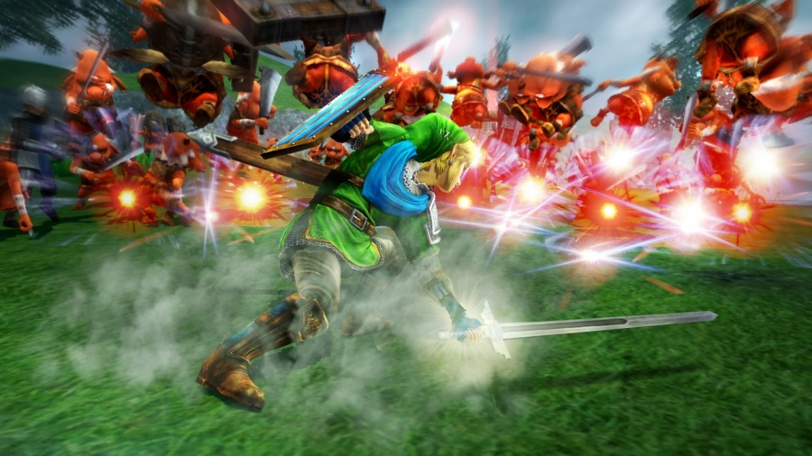 Hyrule Warriors Definitive Edition