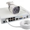 ZMODO 720P sPoE 8CH NVR+4xIP CAM+1TB HDD 2.GEN