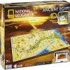 4DCity Puzzle -Starożytny Egipt (Nation.Geograph.)