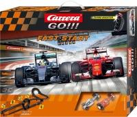 Tor wyścigowy Carrera GO 62391 Fast start