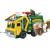 TMNT Żółwie Ninja MOVIE - Auto Tactical truck