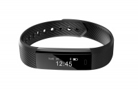 UMAX U-Band 115 Black + Blue strip