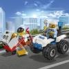 LEGO CITY 60135 Pościg motocyklem