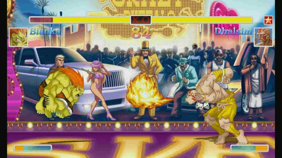 Ultra Street Fighter 2 The Final Challenger