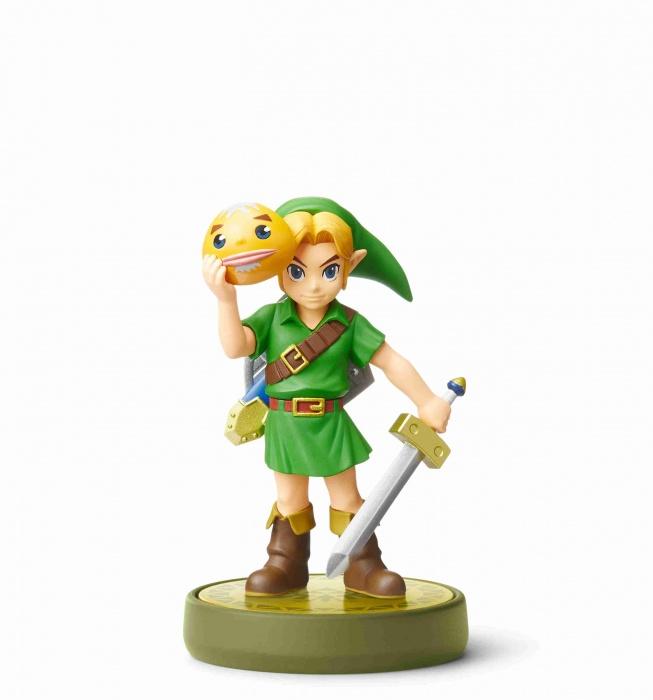 amiibo Zelda - Link (Majora's Mask)