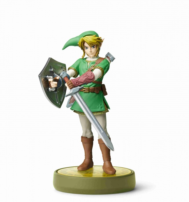 Amiibo Zelda - Link (Twilight Princess)