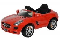 Elektrické auto Mercedes-Benz SLS AMG