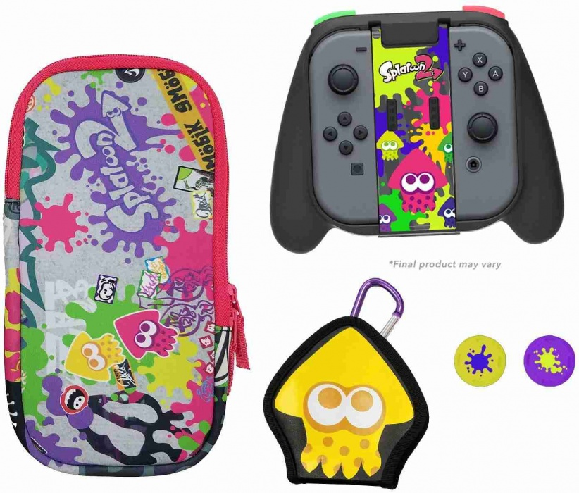 Splatoon 2 Deluxe Splat Pack for Nintendo Switch