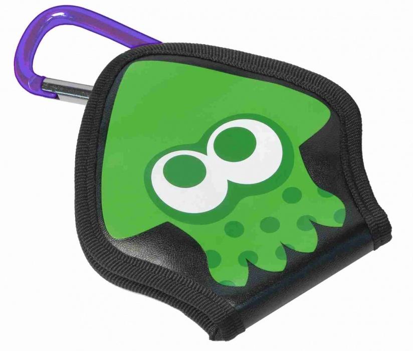 Zestaw akcesoriów do Nintendo SWITCH z gry Splatoon 2