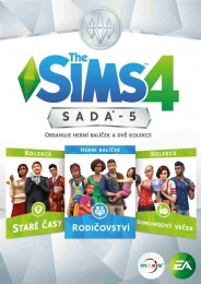 PC The Sims 4 Bundle Pack 5