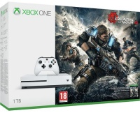 XONE S 1TB + Gears of War 4