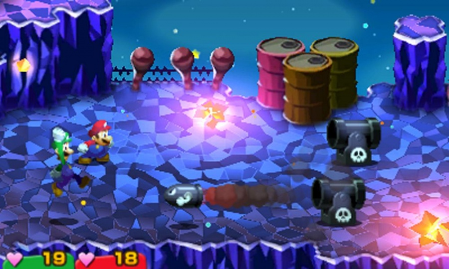 Mario & Luigi: Superstar Saga+Bowser's Minions