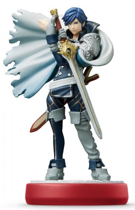 Amiibo Fire Emblem - Chrom