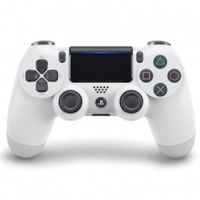 PS4 DualShock 4 Wireless Cont. V2 Glacier White