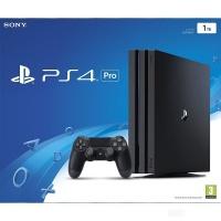 PS4 Pro Konzole 1TB