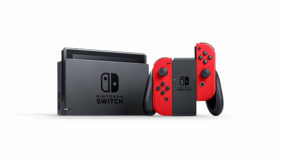 Konsola Nintendo Switch RED