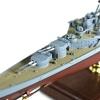 Okręt wojenny 1/700 British Admira-class HMS Hood