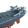 Okręt wojenny 1/700 USS Iowa Class USS Missouri