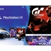 PlayStation VR + Cam + GT Sport + VR Worlds PSN