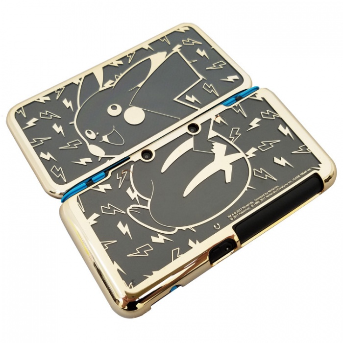 Silikon ochronny New Nintendo 2DS XL