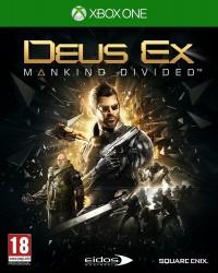 XONE Deus Ex: Mankind Divided