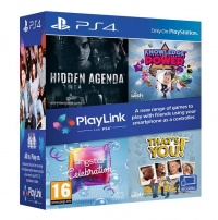 PS4 Hidden Agenda +Knowledge +Singstar +Thats You