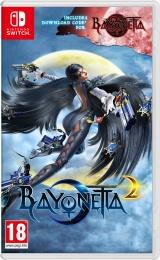 SWITCH Bayonetta 2 + DCC (Bayonetta 1)