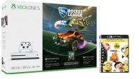 XONE S 500GB + Rocket League + Gru, Dru i Minionki