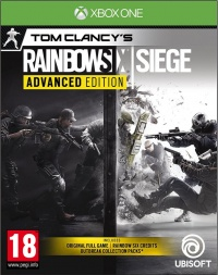 XONE Tom Clancy's Rainbow Six: Siege Advanced Ed.