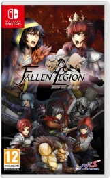 SWITCH Fallen Legion: Rise to Glory