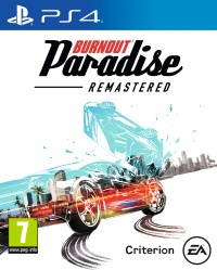 PS4 Burnout Paradise Remastered