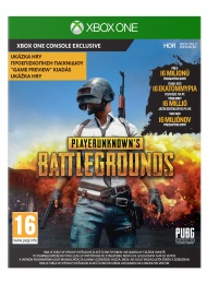 XONE PlayerUnknown's Battlegrounds (Game Preview)