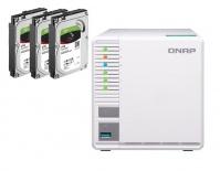 QNAP TS-328 + 3x2TB HDD RAID5