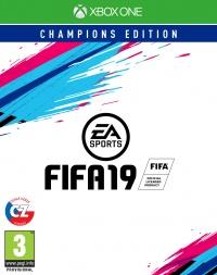 XONE FIFA 19 Champions Edition
