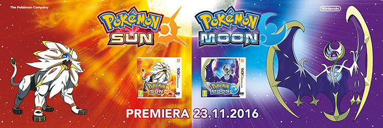 Pokemon Sun Moon PL