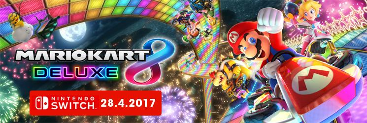 Mario Kart 8 Deluxe Switch - PL