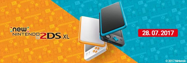 New Nintendo 2DS XL - PL