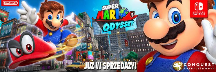 Super Mario Odyssey PL