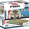 4D Puzzle - Paryż