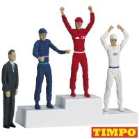 21121 Figurki - Podest dla zwycięzców z figurkami