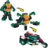 TMNT Żółwie Ninja ZMIENIAJĄ SIĘ w pojazd RAPHAEL