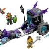 LEGO Nexo Knights 70349 Miażdżący pojazd Ruiny