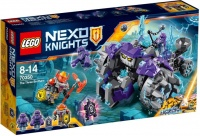 LEGO Nexo Knights 70350 Trzej bracia