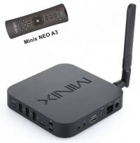 TV Box Minix NEO U9-H + Klawiatura Minix NEO A3
