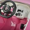 Elektrické auto FIAT 500