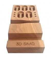 3DSimo Drewniany stojak