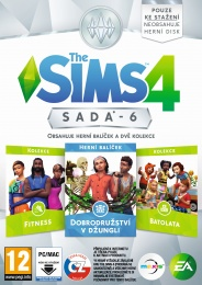 PC The Sims 4 Bundle Pack 6