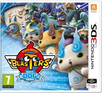 3DS YO-KAI WATCH Blasters White Dog