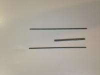 Závit tyče 2ks M5x285mm, M8x150mm, hadička Rebelix